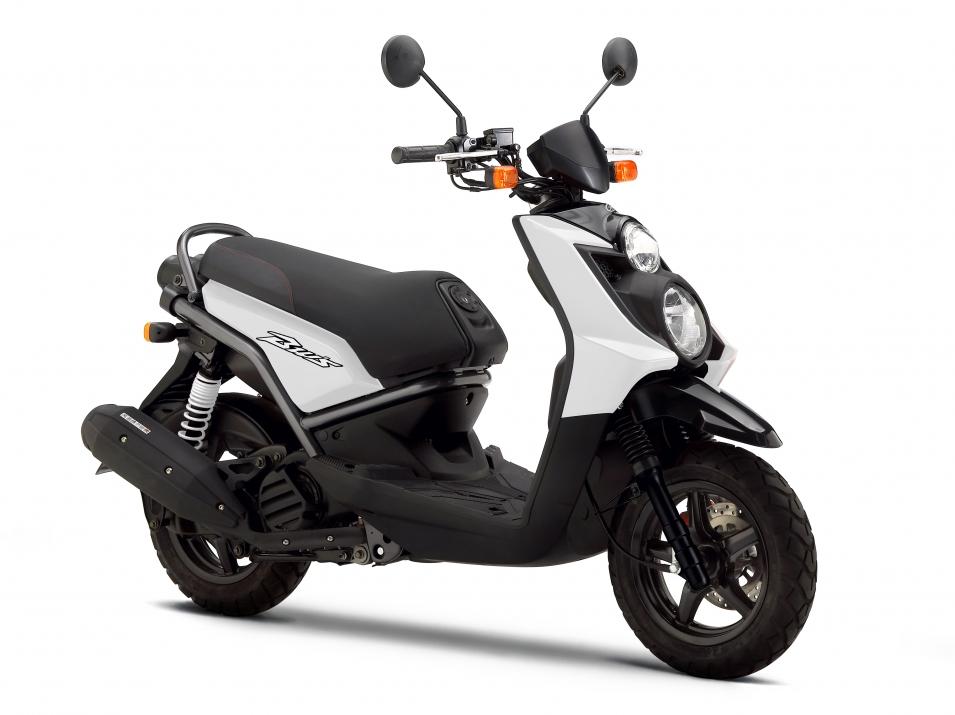Yamaha Cc Scooter